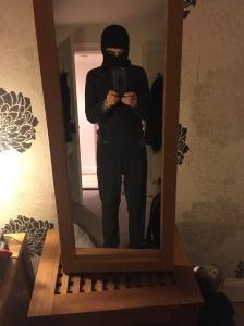 Ageing ninja or spawny-eyed wazzock?