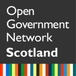 Open Government Network Scotland logo