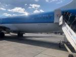 photo of aeroplane called 'Flying Dutchman'