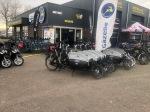 cargo bikes etc for rent at Fietsverhuur De Koog